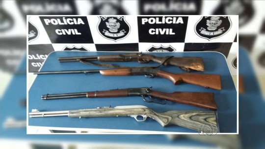 Três suspeitos por participação em sequestro são presos em Minaçu, GO