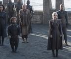 Cena da sétima temporada de 'Game of thrones' | Reprodução