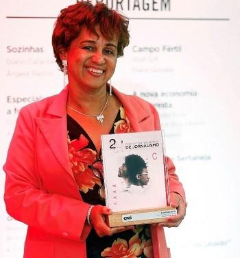 eliane-silva-premio-cnh-menor (Foto: CNHI/Divulgação)