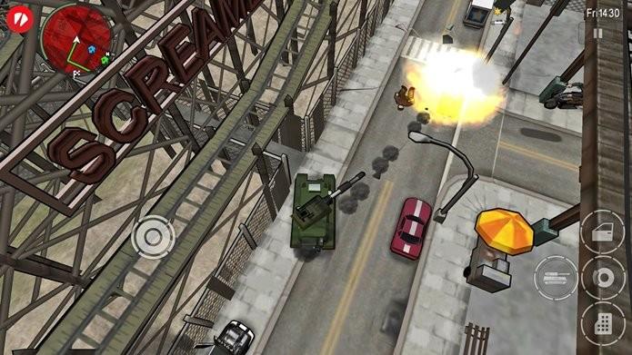 GTA Chinatown Wars parece inofensivo, mas é um jogo muito violento (Foto: Divulgação)