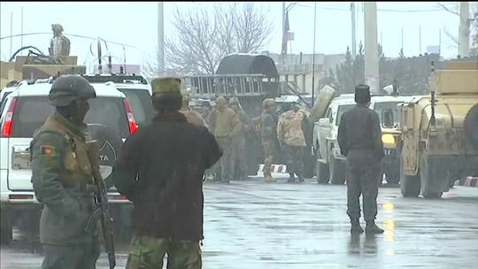 Ataque contra Exército afegão deixa mais de 10 soldados mortos e vários feridos em Cabul