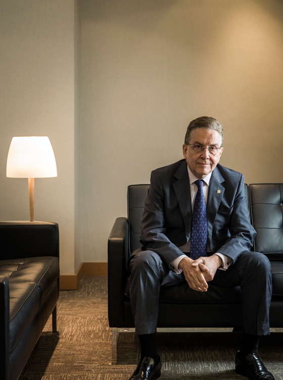 Paulo Rabello de Castro, presidente do BNDES. (Foto: Anna carolina Negri/ÉPOCA)