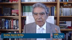 Ayres Britto: Se ameaçou FHC quando deputado, Bolsonaro incorreu na mesma ação de Silveira