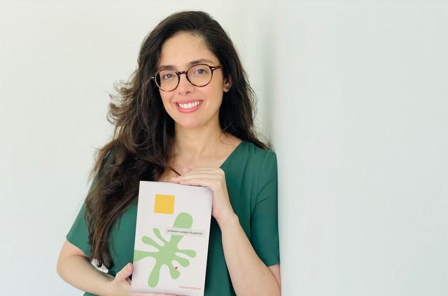 Diretora Patricia Pedrosa lança livro (Foto: Divulgação)