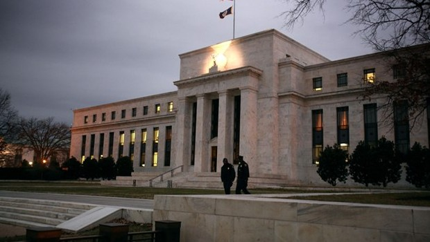 Prédio do Federal Reserve Fed (Foto: Getty Images)