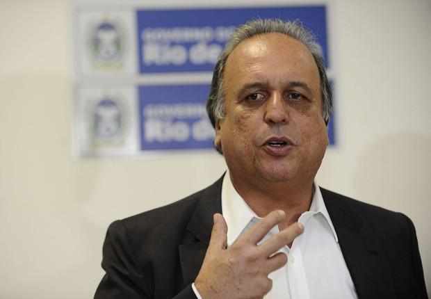 Governador Luiz Fernando Pezão (PMDB) (Foto: Fernando Frazão/Agência Brasil)