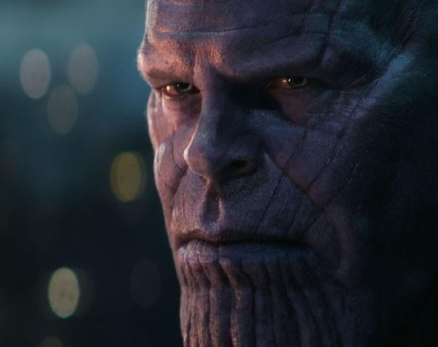 Thanos, o vilão vivido por Josh Brolin em Vingadores: Guerra Infinita (Foto: Divulgação/Disney)