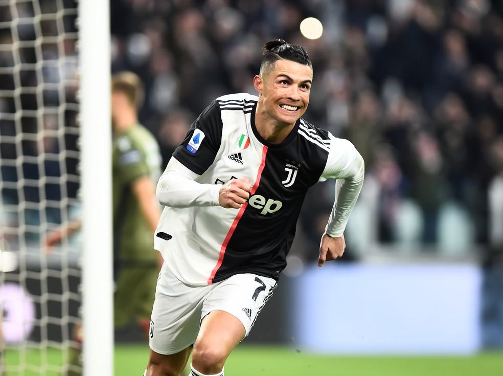 Cristiano Ronaldo entra na reserva do Team of The Year no FIFA 20 ...