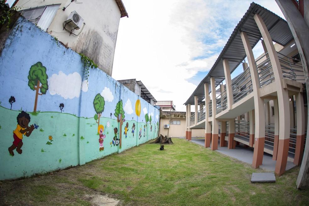 -  Uepa inaugura novas instalações do Centro Especializado em Reabilitação  Foto: Nailana Thiely / Agência Pará