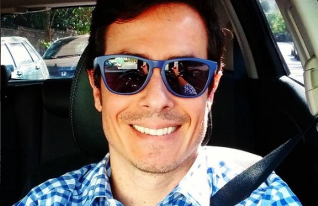 """Felipe Folgosi esteve em """"A fazenda"""" 5. Ele hoje atua também como escritor e acaba de lançar a HQ 'Comunhão' (Foto: Reprodução)"""