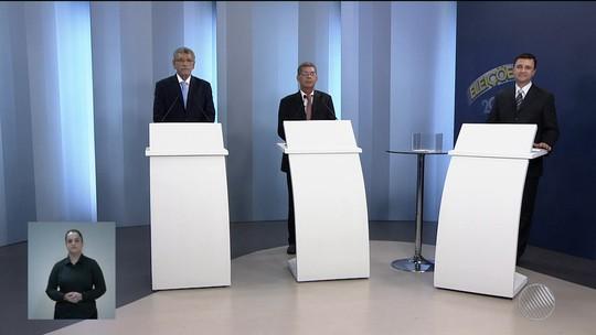 Candidatos fazem último debate na TV antes de 2º turno em V. da Conquista