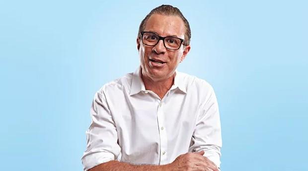 Rogério Gabriel, fundador da MoveEdu, maior rede de ensino profissionalizante do mundo. Em 2002, quebrou e chegou a dever R$ 10 milhões. Hoje, sua empresa fatura R$ 600 milhões (Foto:  Tomás Arthuzzi)