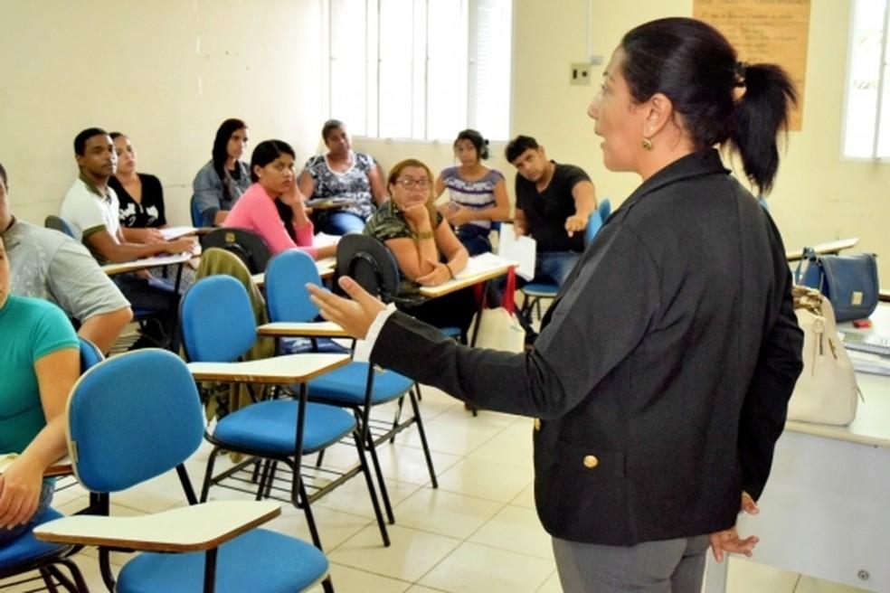 Natal abre inscrições para cursos gratuitos voltados a pessoas desempregadas e jovens a partir dos 15 anos — Foto: Prefeitura de Natal/Divulgação