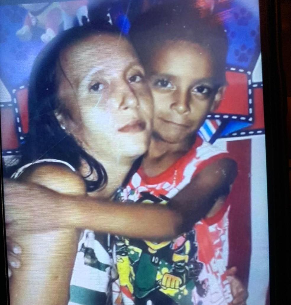 Fabiana e Gustavo foram encontrados mortos dentro de loteamento em Porto Velho.  — Foto: Reprodução/Arquivo pessoal