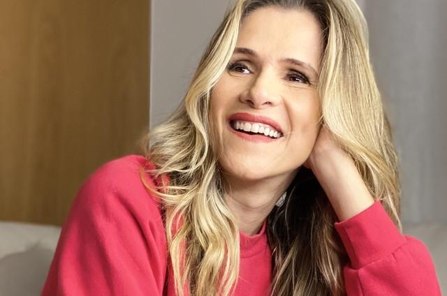 Ingrid Guimarães é apresentadora do 'Modo mãe' (Foto: Divulgação)