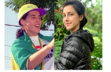 Magic Paula, medalhista brasileira de Basquete, será interpretada por Camila Márdila no cinema, no filme dirigido por Georgia Guerra Daniel Augusto Júnior e Reprodução/Instagram