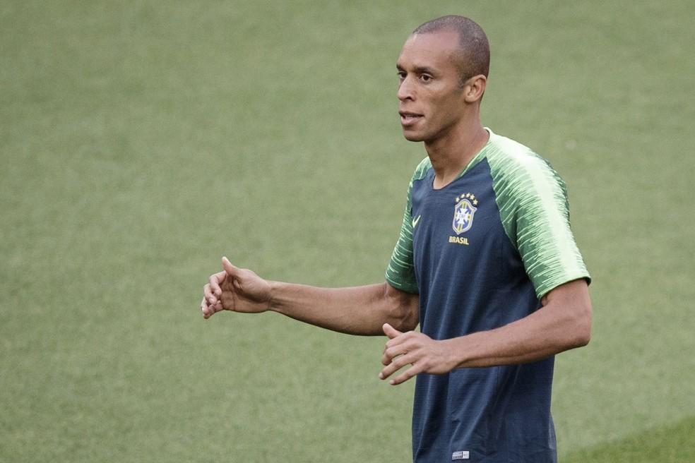 Segundo blog, Miranda vai rescindir com Jiangsu e voltar ao Brasil; Flamengo, Coritiba e São Paulo estão de olho