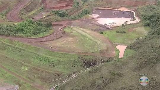 900 moradores estão fora de casa por risco em barragens de MG