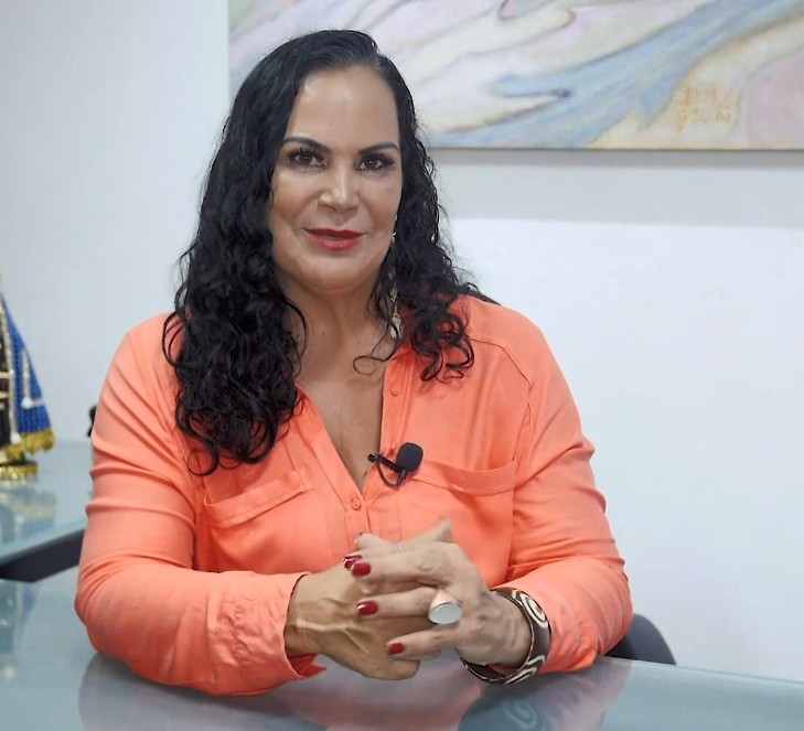 Avante oficializa candidatura de Cida Rocha à Prefeitura de Viana