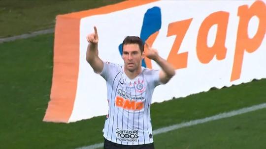 Artilheiro, Boselli lidera média de finalizações certas do Corinthians no Brasileirão; veja raio-x