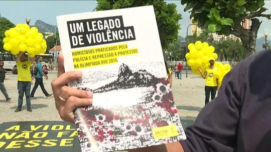 Polícia se envolveu em 217 tiroteios e 12 mortes durante a Rio 2016, diz ONG