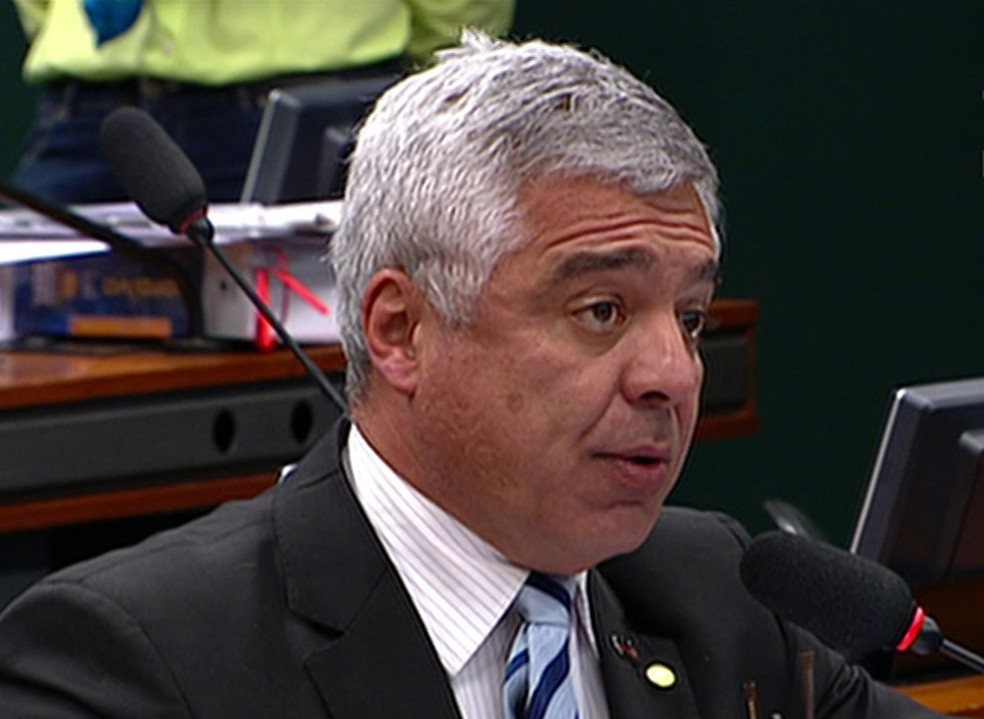 Deputado Major Olímpio (Gnews) — Foto: Reprodução GloboNews