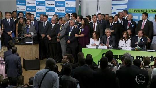 Prefeito de Salvador, ACM Neto, é eleito presidente do Democratas