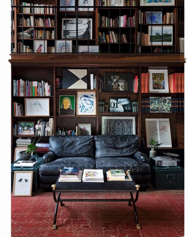 Casa Vogue de agosto celebra o mundo das artes (Foto: Filippo Bamberghi)