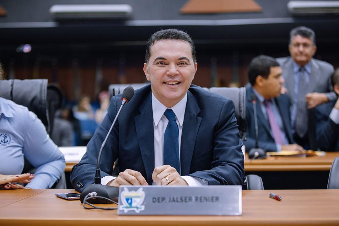 Deputado Jalser Renier é suspeito de ser o mandante do sequestro de jornalista em Roraima, aponta inquérito