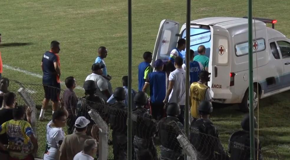 Toninho Bahia — Foto: Sávio Magalhães/TV Clube