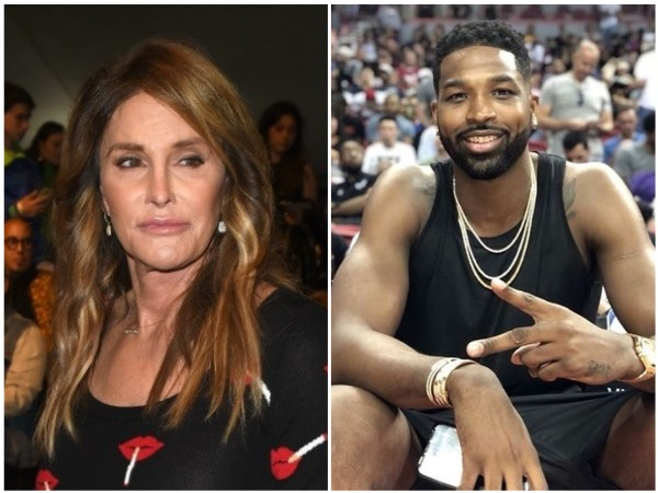 Caitlyn Jenner e Tristan Thompson (Foto: Getty Images / Instagram)