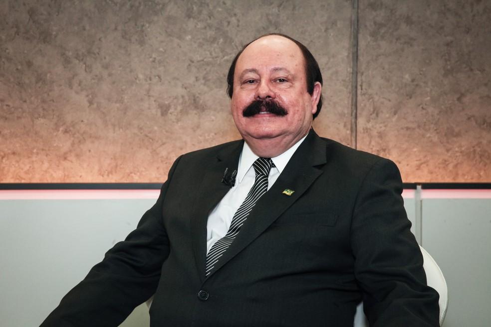 Levy Fidelix (PRTB) (Foto: Fábio Tito/G1)
