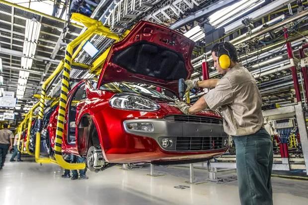 Investimentos em novas plataformas de produção aumentam a competitividade do setor (Foto: Divulgação)