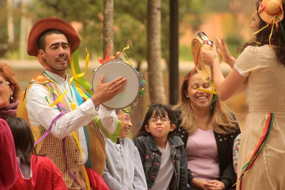'Circo Variedades Culturais' será apresentado de graça em Ilha Solteira (SP) (Foto: Divulgação)