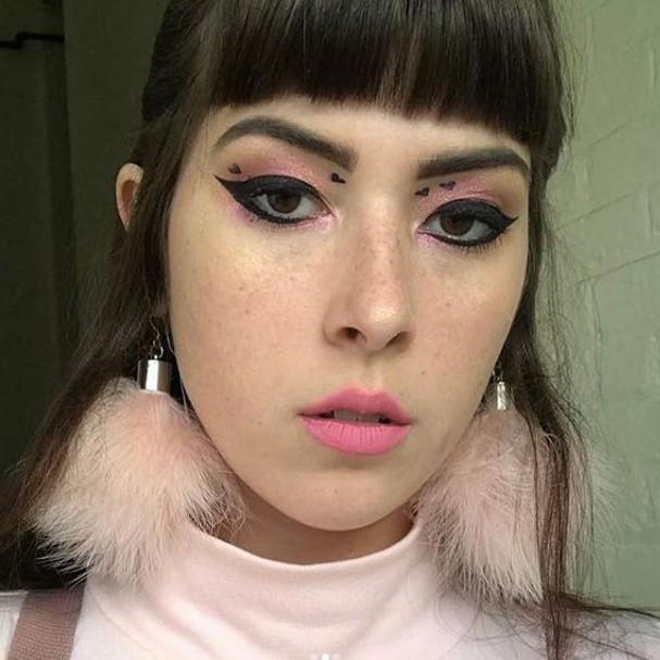 Carimbo para maquiagem (Foto: Rperodução)