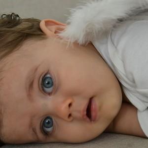 Na época, João Lucas, filho de Michelle, tinha menos de 1 ano (Foto: Reprodução Facebook)