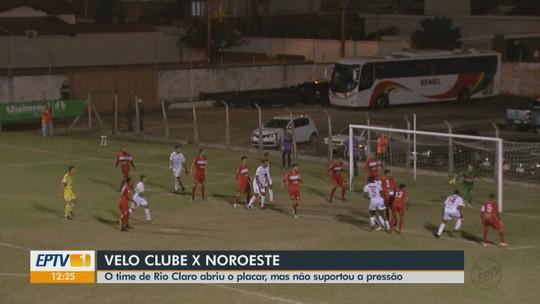 Gustavo Henrique celebra golaço e projeta duelo difícil do Velo contra líder do Grupo 2