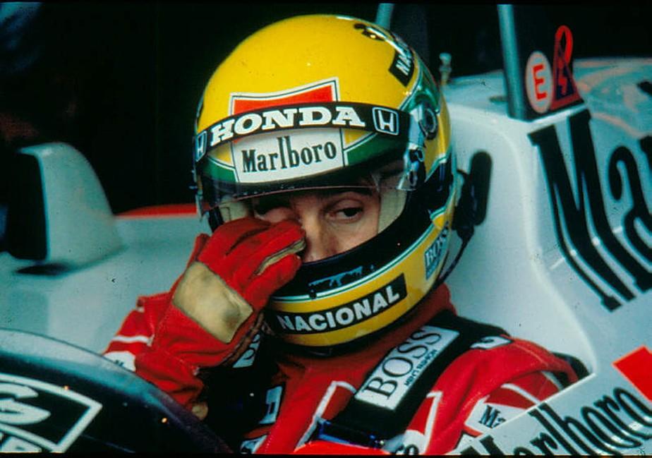 Relembre cobertura da morte de Ayrton Senna no 'Domingão' e entrevistas do piloto