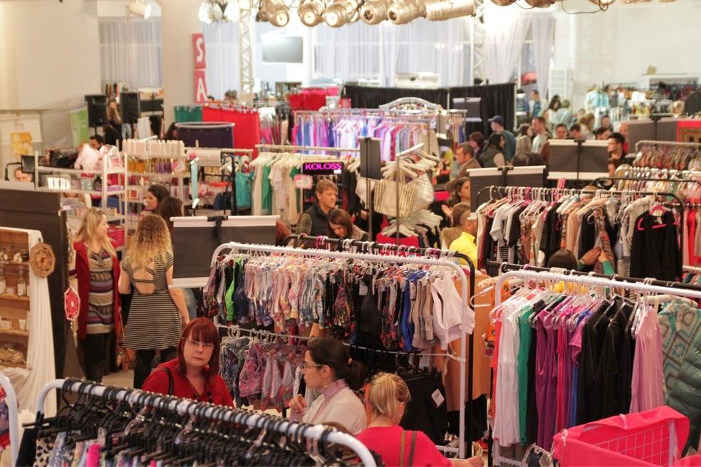 Dia das Mães é o segundo melhor período do ano para comércio  (Foto: Divulgação)