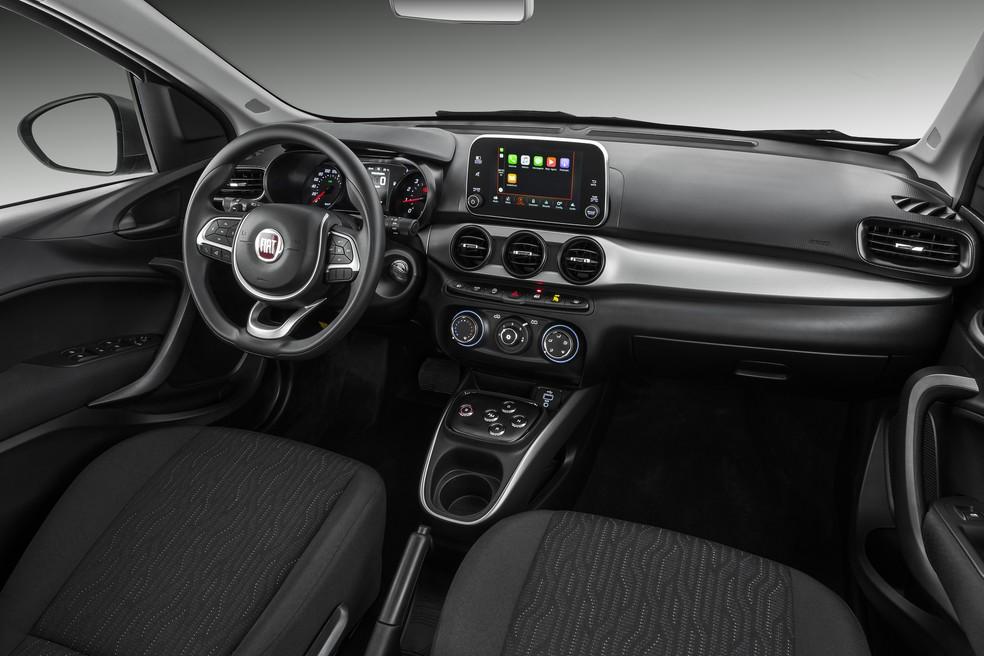 A Fiat foi a marca que mais usou o câmbio automatizado, com tecnologia da Magneti Marelli, então empresa da FCA — Foto: Divulgação