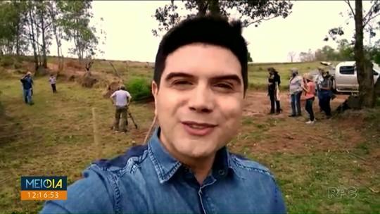 Meu Paraná vai mostrar que o Noroeste já foi terra de dinossauros