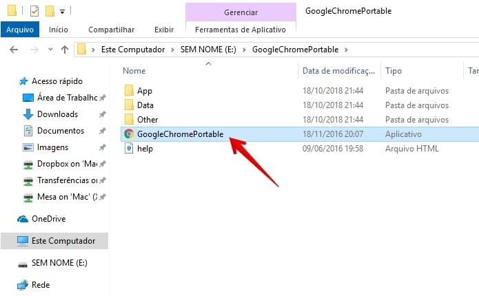 Chrome Portable: como fazer download e instalar o navegador no pen