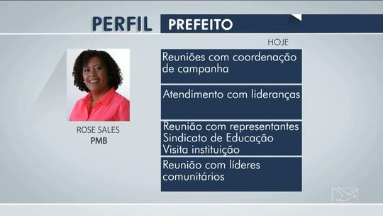 Confira a agenda dos candidatos à Prefeitura de São Luís nesta segunda
