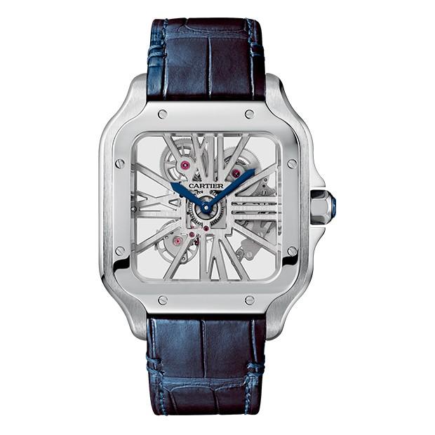 917292d54b1 O relógio de pulso feito para Santos Dumont está de volta (mais ...