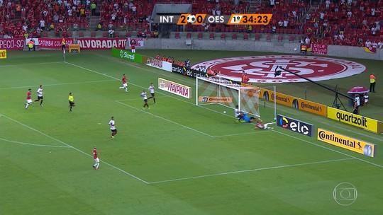 Destaque no Inter, Uendel se adapta ao meio-campo e mostra lado maestro