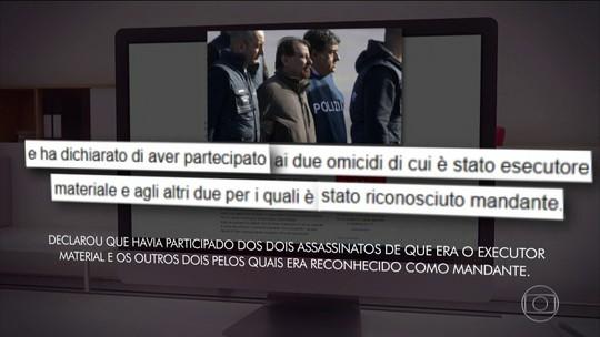 Cesare Battisti admite envolvimento em 4 assassinatos na Itália