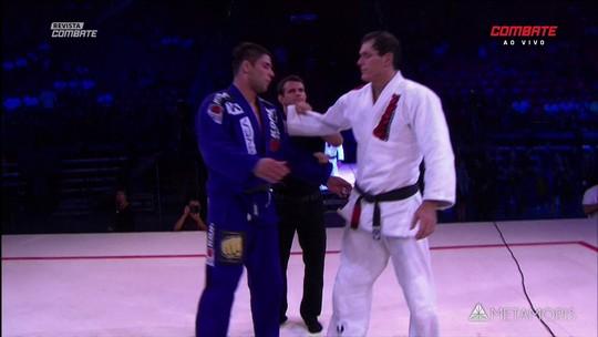 Mais experiente, Buchecha aposta em bom ritmo de luta para vencer Roger