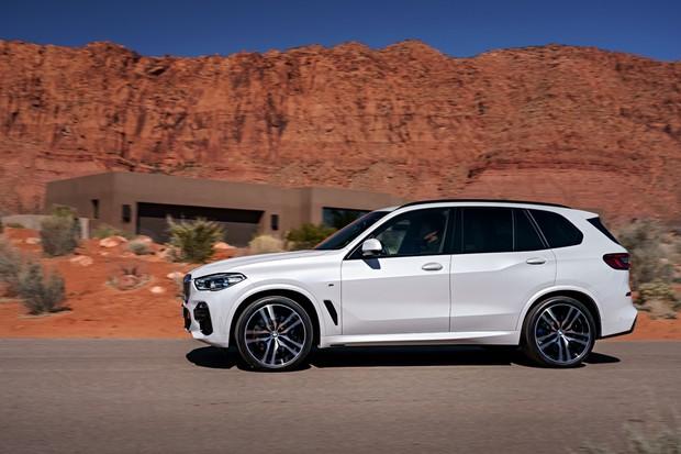 BMW X5 2019 (Foto: divulgação)