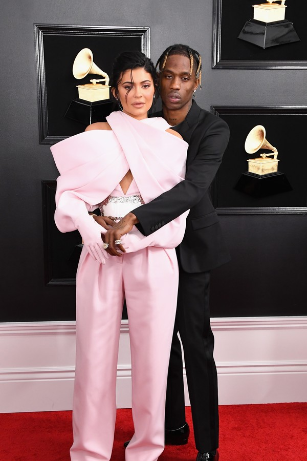 Travis Scott e Kylie Jenner (Foto: Getty Images)