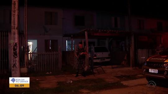 Apreendidas quatro bombas dentro de uma casa em São Leopoldo